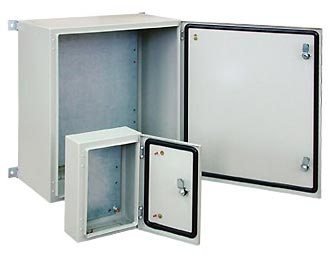 Electrical wall-mounted cabinets CEN
