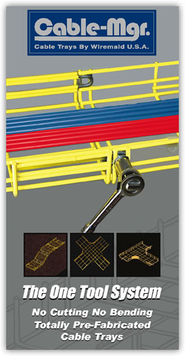 Raceway, Raceway System Solutions, Cable Tray Systems, SnakeTray ...
